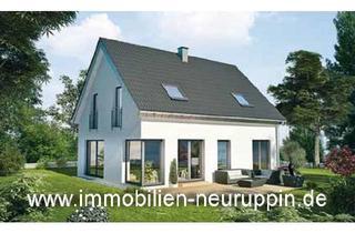 Einfamilienhaus kaufen in 16827 Alt Ruppin, Neu zu errichtendes Einfamilienhaus in Alt Ruppin