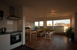 Wohnung mieten in Killisfeldstraße 2b, 76227 Durlach, Traumhafte Penthouse-Wohnung mit großer Dachterrasse