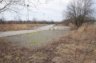 Gewerbeimmobilie mieten in 03238 Massen, Gewerbegrundstück für alle Tätigkeiten/TEILBAR AB 100m2 - Gewerbe-/ Industriepark an der B 96