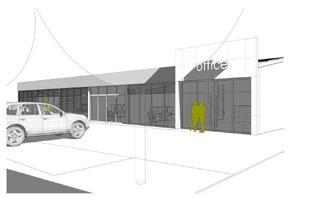 Büro zu mieten in Altenbürenerstraße 29, 59929 Brilon, Büro- und Gewerbeflächen (Verkaufsfläche |Ausstellungsfläche) 450 m² bis 1.700 qm