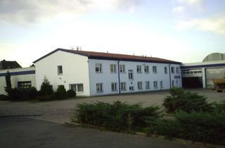 Büro zu mieten in Auerswalder Hauptstraße, 09244 Lichtenau, Attraktives Gewerbeobjekt - Büros und Freiflächen