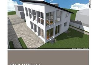 Einfamilienhaus kaufen in 64546 Mörfelden-Walldorf, Rarität Neubau: freistehendes Einfamilienhaus in Top-Lage von Walldorf