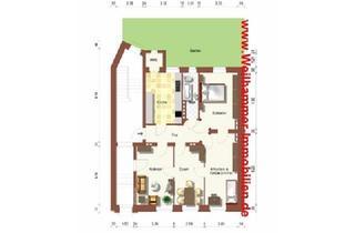Wohnung mieten in 66111 Saarbrücken, Gartengeschoss in einem exklusivem Stadthaus.