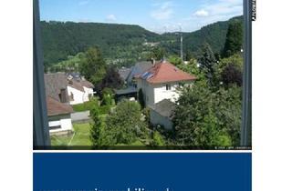 Wohnung mieten in 79410 Badenweiler, Mit gemütlichen Schrägen, die ruhige 2 Zimmer DG Wohnung in Badenweiler mit der schönen Aussicht. (Erstbezug nach Renovierung)