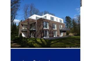 Wohnung kaufen in 22391 Hamburg, WELLINGSBÜTTEL ab € 990.000 ab 110m² Wfl. Hansen-Villa, Kaffeemühle oder modern? Toplage mit Gartenpforte zum Alsterwanderweg