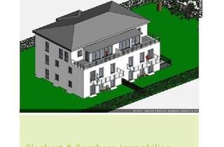 Wohnung kaufen in 22523 Hamburg, Barrierefrei und komfortabel: EG-Wohnung, große Terrasse und Garten, Bezug 2017