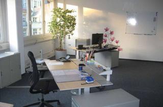 Büro zu mieten in Dudweiler Straße 41, 66111 Saarbrücken, Gepflegte Büro- und Praxisflächen, 330 QM mal fünf! Zentrum SB! provisionsfrei mieten