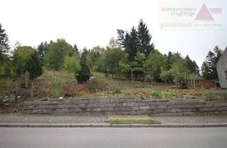 Grundstück zu kaufen in 09468 Geyer, Reizvolles Baugrundstück in der Bingestadt Geyer!