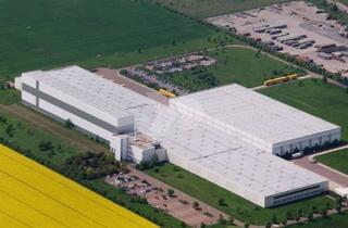 Gewerbeimmobilie mieten in Lösnitz Markt 21, 06780 Zörbig, *Wir bauen für SIE - DIREKT an der A9!*