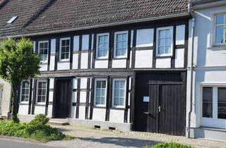 Doppelhaushälfte kaufen in Dorfstr 20a, 16818 Walsleben, Familienhaus in zentraler Wohnlage von Langen
