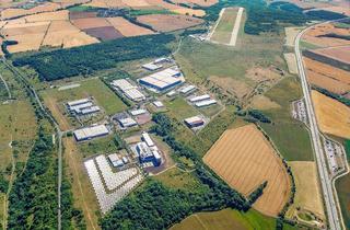 Gewerbeimmobilie kaufen in Industriestraße, 99820 Hörselberg-Hainich, Industriegebiet Eisenach-Kindel