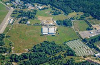 Gewerbeimmobilie kaufen in Laupheimerstraße, 04603 Nobitz, Industriepark Nobitz - Am Flughafen