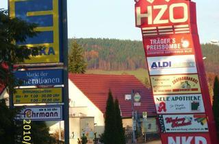 Gewerbeimmobilie mieten in Zittauer Straße 12, 02681 Wilthen, Ladenfläche im HZO Wilthen