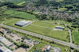 """Gewerbeimmobilie kaufen in Industriestraße, 98716 Geraberg, Industriegebiet """"An der A 71"""" - zurzeit alle Flächen reserviert"""