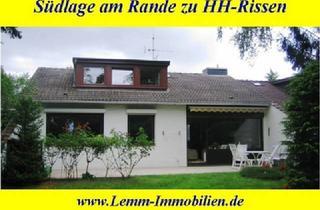 Reihenhaus kaufen in 22880 Wedel, Erweitertes, ruhig gelegenes Endreihenhaus mit großem Garten