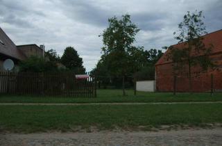 Grundstück zu kaufen in Querstraße, 39264 Jütrichau, großzügiges Baugrundstück in ruhiger Dorflage