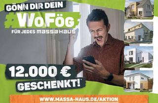 Einfamilienhaus kaufen in 38554 Weyhausen, Qualität-Sicherheit-Preis/Leistungsverhältniss= bauen mit massa Haus