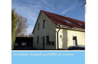 Doppelhaushälfte kaufen in 24109 Melsdorf, Gepflegte Doppelhaushälfte im Grünen