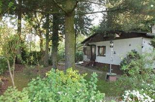 Grundstück zu kaufen in Ziegelei, 14798 Havelsee, Wassergrundstück mit Wochenendhaus privat zu verkaufen