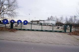 Immobilie mieten in Nobel Str. 10, 03238 Massen, Freilagerfläche/TEILBAR AB 100m2- Gewerbe-/ Industriepark an der B 96