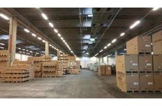 Gewerbeimmobilie mieten in 66119 Saarbrücken, Logistikhalle ca. 8.000 m², teilbar ab ca. 2.500 m² mit Rampe zu vermieten für 3,20 €