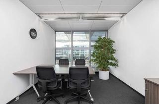 Büro zu mieten in Terminalstrasse Mitte 18, 85356 Freising, Ihr Grossraumbüro (ab 6 P.) in Munich Airport