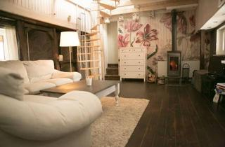 Wohnung mieten in Schachtsiedlung 25, 37339 Breitenworbis, Helles & gemütliches Apartment mit Kamin umgeben von Natur - Frühstück optional - 3D Tour