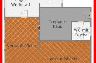 Gewerbeimmobilie mieten in 01619 Zeithain, Große Gewerbefläche in Röderau