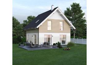 """Villa kaufen in 36211 Alheim, """"Bauen ist ein Marathon, kein 100m-Meter-Lauf"""". Wir kennen aber die Abkürzungen!!! Mit Eigenleistung"""