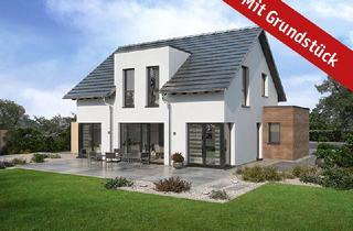 Haus kaufen in 01454 Wachau, STREIF Haus seit 1929 - Jeder Mensch ist einmalig, genau wie unsere Häuser!
