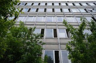Gewerbeimmobilie kaufen in Erich-Weinert-Straße 37, 03172 Guben, 5 Etagen Bürohaus mit ca. 6.880 m² Grundstück in Guben
