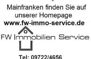 Grundstück zu kaufen in 97688 Bad Kissingen, Interessanter Bauplatz in Bad Kissingen-Poppenroth
