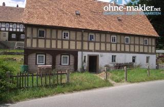 Haus kaufen in 02708 Niedercunnersdorf, Denkmalgeschütztes Haus in der Oberlausitz