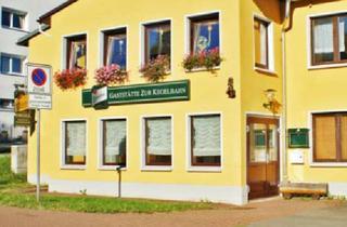 Gewerbeimmobilie kaufen in 08297 Zwönitz, Gaststätte mit Kegelbahn und Einfamilienhaus in Zwönitz