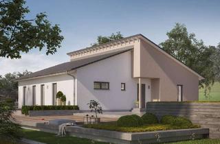 Haus kaufen in 06279 Schraplau, massahaus - Topp-Bungalow für anspruchsvolle Bauherren!