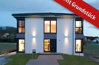 Villa kaufen in 66839 Schmelz, Effizienzhaus 40 mit modernster Haustechnik,