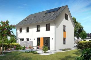 Doppelhaushälfte kaufen in 58285 Gevelsberg, Massiv gebaute Doppelhaushälften in Gevelsberg, nicht weit nach Hagen und Ennepetal