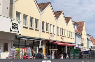 Wohnung mieten in Schmiedestraße 35, 24376 Kappeln, Zentral gelegene Praxis- bzw. Büro-Räume optional um 67 m² erweiterbar
