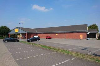 Gewerbeimmobilie mieten in Melmesfeld 19, 47647 Kerken, Attraktiver Verbrauchermarkt in prominenter Lage am Ortseingang von Nieukerk