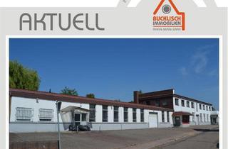 Gewerbeimmobilie kaufen in 66740 Saarlouis, Gewerbehalle mit Büros, Praxisräumen, Produktion,Schulungsräumen und einer großen Wohnung