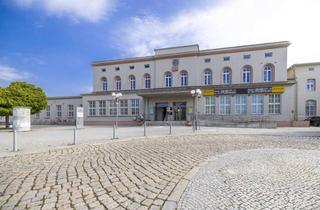 Gewerbeimmobilie mieten in Herrenbreite 24, 06449 Aschersleben, Top-Einzelhandelsfläche im Bahnhof Aschersleben