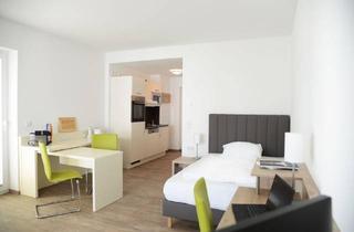 Wohnung mieten in Henriette-Hezel-Strasse, 35398 Gießen, Neu möblierte Studio Apartments