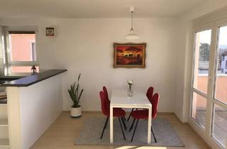 Wohnung mieten in Alt Griesheim, 65933 Frankfurt, Dachterrasse und Mainblick – Hochwertiges 2-Zimmer Penthouse
