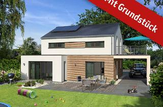 Einfamilienhaus kaufen in 35764 Sinn, Traumlage in Sinn Edingen mit Energieeffizienzhaus von STREIF Haus