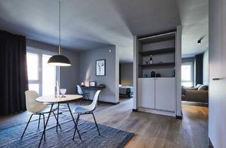Wohnung mieten in Amtsstr., 38448 Wolfsburg, Extra Luxury Design Serviced Apartment mit Terrasse