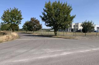 Gewerbeimmobilie kaufen in Friedrich-Hoffmann-Straße, 39397 Gröningen, Gewerbefläche Gewerbegrundstück Sachsen-Anhalt in Gröningen bei Magdeburg / Wernigerode / Ilsenburg