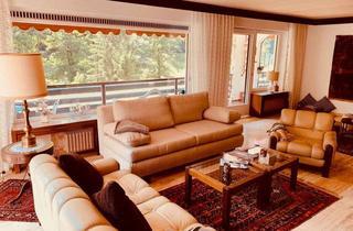 Wohnung mieten in Gaistalstraße 54, 76332 Bad Herrenalb, Black Forest Apartment mit Blick ins Grüne im Zentrum von Bad Herrenalb