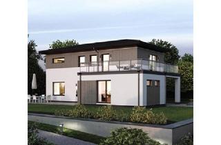 Villa kaufen in 61449 Steinbach, Viel Raum für Bau-KUNST. Platz für Ihre Gedanken. Genau Ihr Stil: E N T S P A N N T !