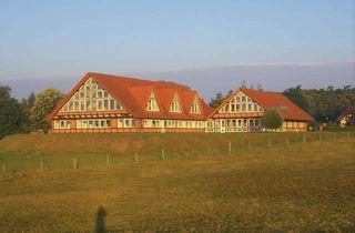 Gewerbeimmobilie kaufen in Am Gutshof, 17217 Penzlin, RESERVIERT - Wohn-/Gewerbekomplex mit Seeblick