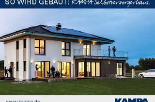 Villa kaufen in 18273 Güstrow, Ihre edle KAMPA-Villa im charmanten Güstrow., Umgeben von Wäldern und Seen. 35 min bis zur Ostsee.